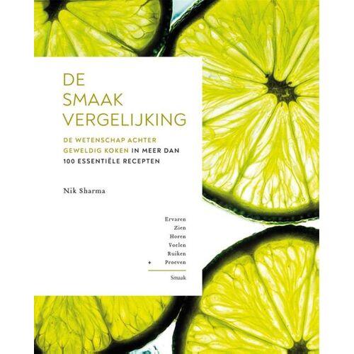 De smaakvergelijking - Nik Sharma (ISBN: 9789464040586)