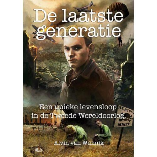 De laatste generatie - Alvin van Wunnik (ISBN: 9789464053227)