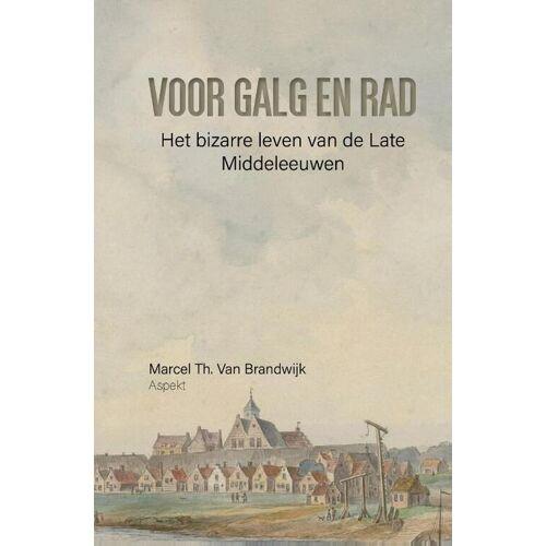 Voor galg en rad - M.Th. van Brandwijk (ISBN: 9789464241198)