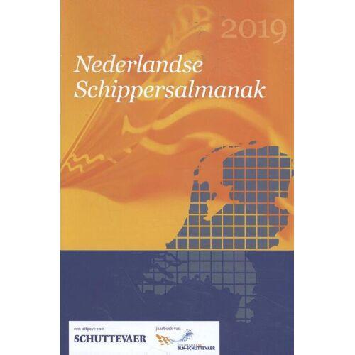 Nederlandse Schippersalmanak 2019 - Redactie Schuttevaer (ISBN: 9789490415327)