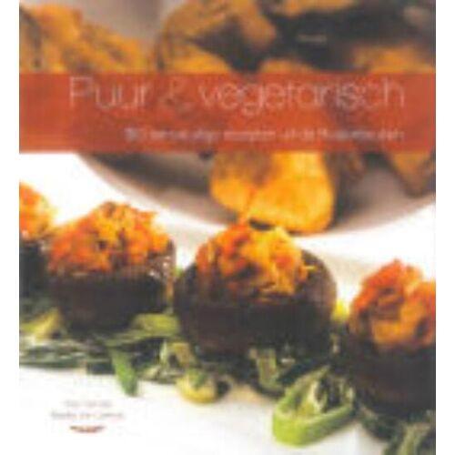 Puur & Vegetarisch - Marijke de Coninck, Tine Tomme (ISBN: 9789490738013)