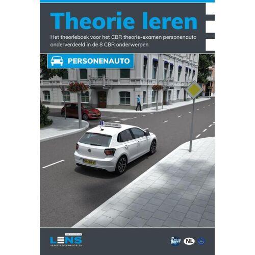 Theorie leren Personenauto - (ISBN: 9789490797430)