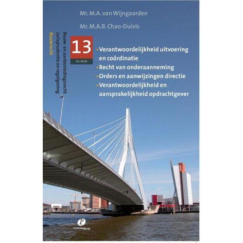 Jurispudentie en regelgeving - M.A. van Wijngaarden (ISBN: 9789490962883)