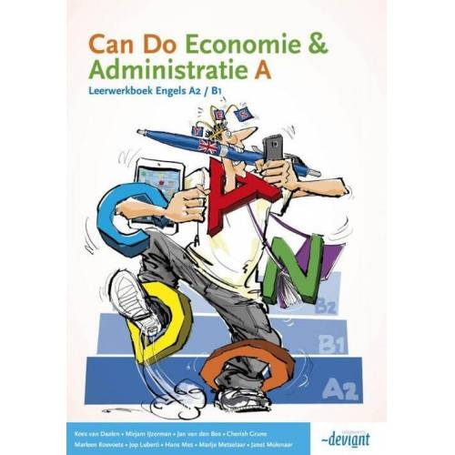 Economie & administratie - Cherish Grube (ISBN: 9789490998813)