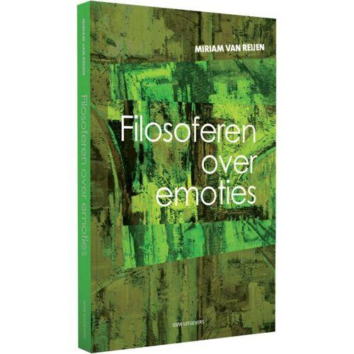 Filosoferen over emoties - Miriam van Reijen (ISBN: 9789491693311)