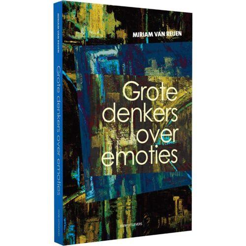 Grote denkers over emoties - Miriam van Reijen (ISBN: 9789491693328)