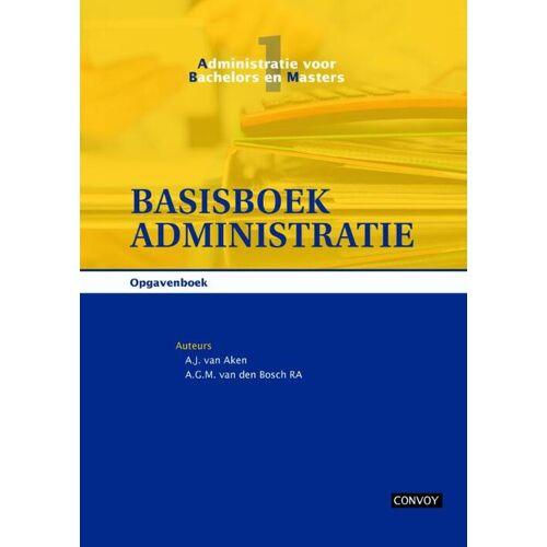 Basisboek administratie - A.G.M. van den Bosch, A.J. van Aken (ISBN: 9789491725098)