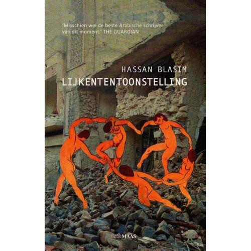 Lijkententoonstelling - Hassan Blasim (ISBN: 9789491921315)