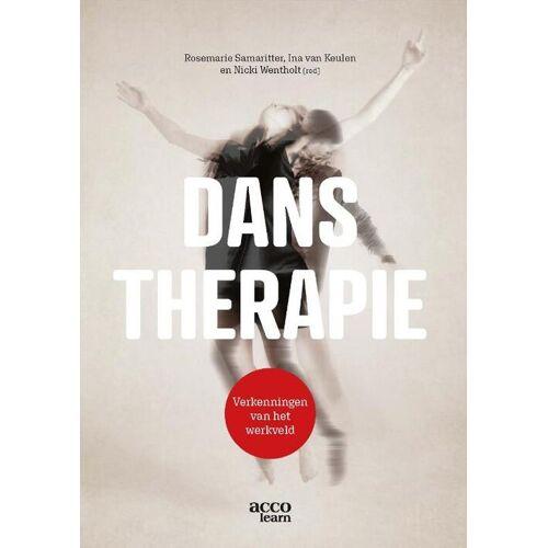 Danstherapie - (ISBN: 9789492398345)