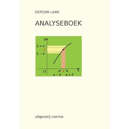 Analyseboek - Gertjan Laan (ISBN: 9789492481023)