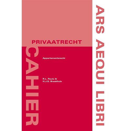 Appartementsrecht - Hubert Braakhuis (ISBN: 9789492766793)