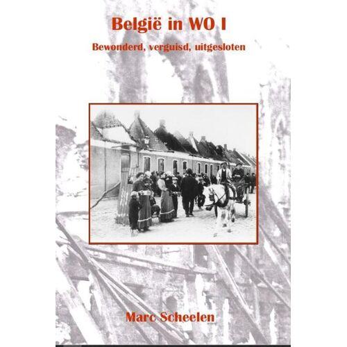 België in WOI - Marc Scheelen (ISBN: 9789492887238)