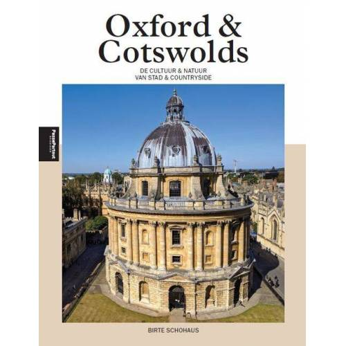 Oxford en Cotswolds - Birte Schohaus (ISBN: 9789493160446)