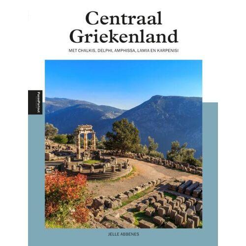Centraal-Griekenland - Jelle Abbenes (ISBN: 9789493201071)