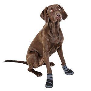 Kerbl Hondenschoen Active Grijs/Zwart