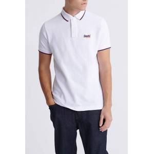Superdry Polo Wit