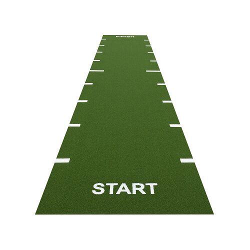 "Sprint Tracks Kunstgras - Loopbaan ""Start & Finish"", 2x15 m, Groen"
