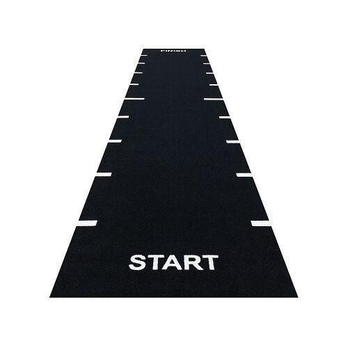 "Sprint Tracks Kunstgras - Loopbaan ""Start & Finish"", 2x15 m, Zwart"