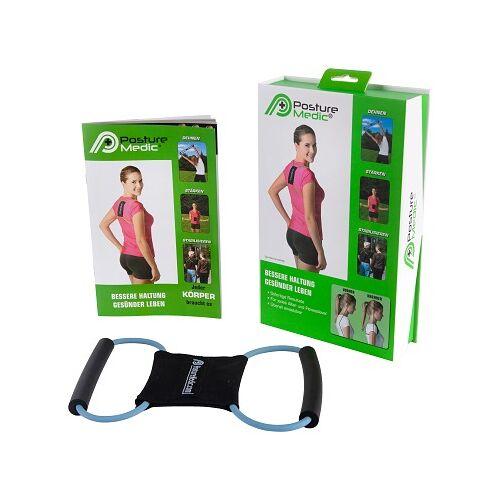 Posture Medic Houdingstrainer, XS, Licht blauw