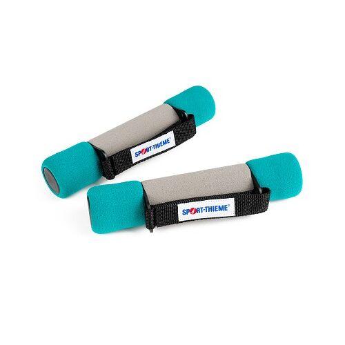 Sport-Thieme Aerobic Halters, 1,5 kg, groen