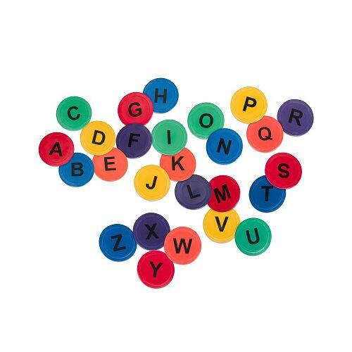 Sport-Thieme Kleurrijke Bodemmarkeringen , Letters A-Z
