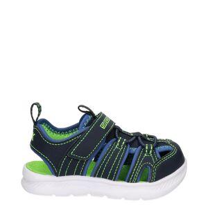 Skechers Sport sandalen  - Blauw - Size: 26;25;24;22;23;27