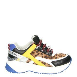 Replay Kumi dad sneakers bruin