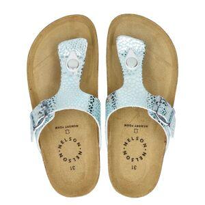 Nelson Kids slippers  - Groen - Size: 36;35;37;34;38;31;30;32;33