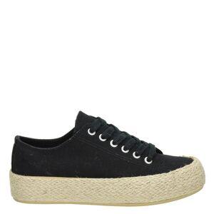 Nelson platform sneakers  - Zwart - Size: 36;38;37;42;39;40;41