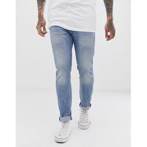 "Levi's 510 - Skinny-fit jeans met standaardtaille in 'nurse warp cool' light wash-Blauw  - male - Blauw - Grootte: 30"" Short"