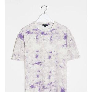 Missguided Maternity - Combi-set, tie-dye T-shirt-Paars  - female - Paars - Grootte: 44