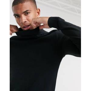 Selected Homme - Coltrui in zwart  - male - Zwart - Grootte: Large
