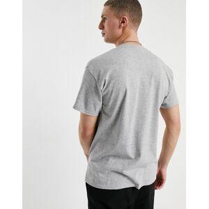 Aeropostale 1987 - T-shirt-Grijs  - male - Grijs - Grootte: Extra Small