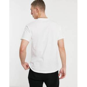 Aeropostale - Miami - T-shirt met klein logo-Wit  - male - Wit - Grootte: Extra Small