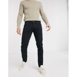 """Jack & Jones - Slim-fit jeans in zwart  - male - Zwart - Grootte: 34"""" Long"""