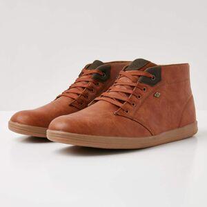 british knights COPAL MID Heren sneakers hoog - Cognac - maat 41
