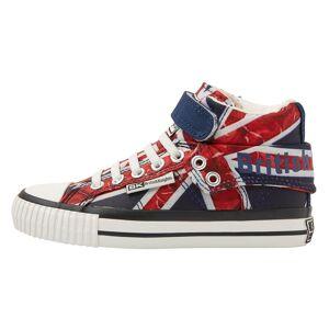 british knights ROCO Meisjes sneakers hoog - Union jack - maat 29