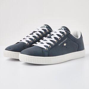 british knights DUKE Heren lage sneakers - Donker blauw - maat 46
