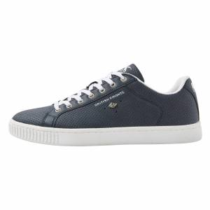 british knights DUKE Heren lage sneakers - Donker blauw - maat 46