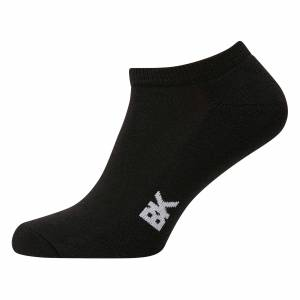 british knights 3 Paar Sneaker sokken unisex - Zwart - maat 39-42
