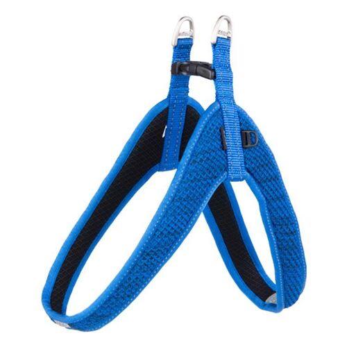 Rogz Hondentuig Fast Fit Blauw  - blauw - Size: Medium