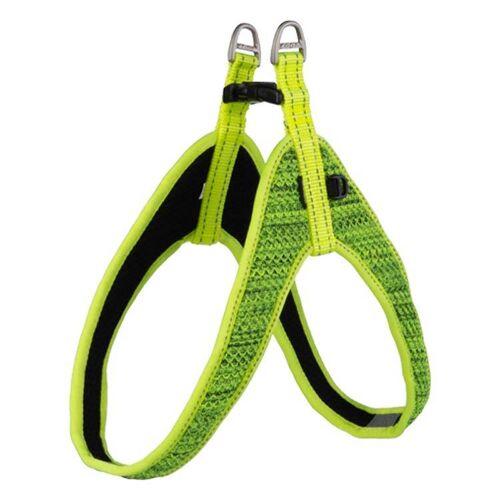 Rogz Hondentuig Fast Fit Geel  - geel - Size: Medium