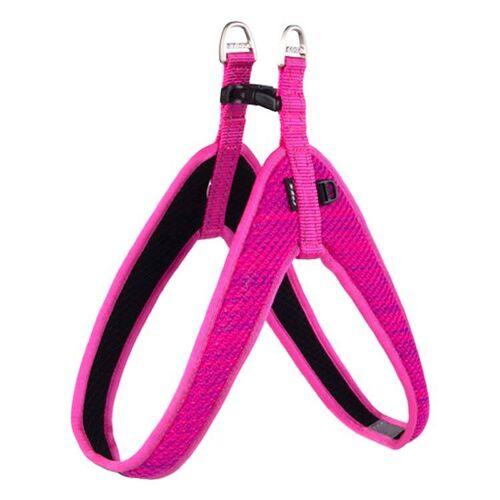 Rogz Hondentuig Fast Fit Roze  - roze - Size: Medium