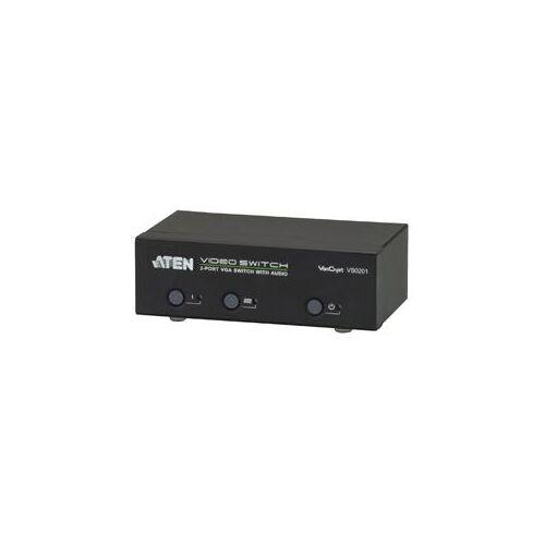 Aten 2-poorts VGA-audio/video-switch - Aten