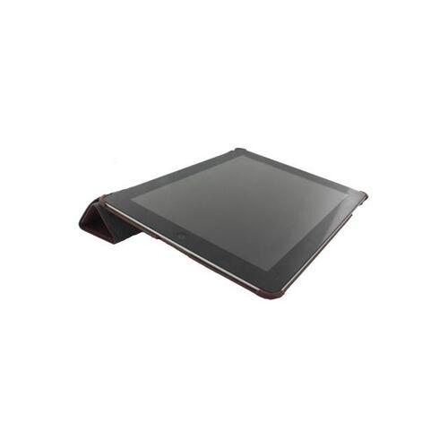 Xccess Fold Case Apple iPad 2 Brown - Xccess