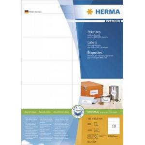 Herma Etiketten - Herma