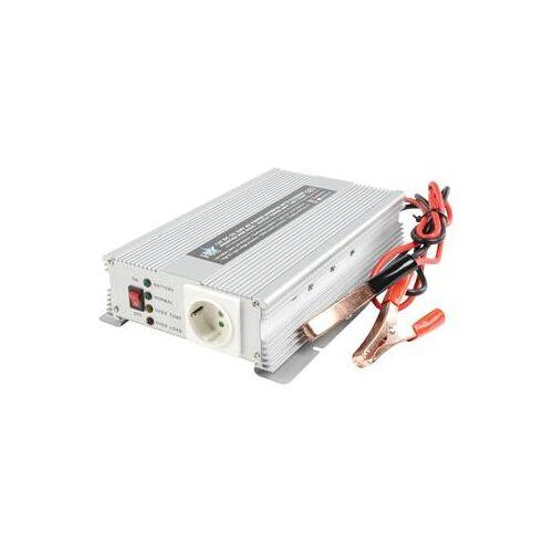 HQ Omvormer 12V naar 230V - 600 Watt - HQ
