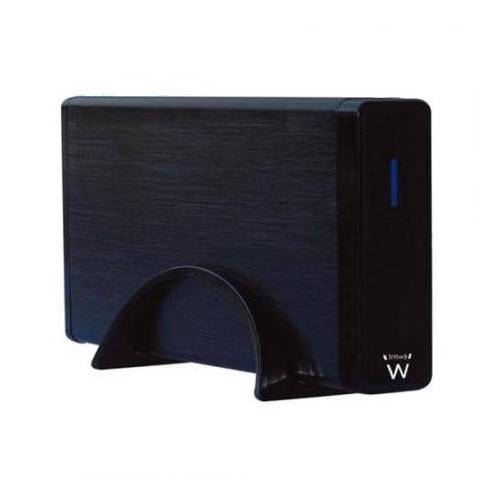 Ewent USB 2.0 Harde Schijf behuizing - 3.5 inch IDE en SATA - Ewent