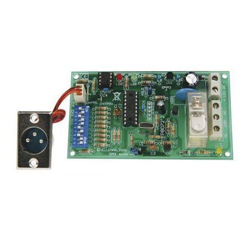 Velleman-Kit DMX gestuurde relais - Velleman-Kit