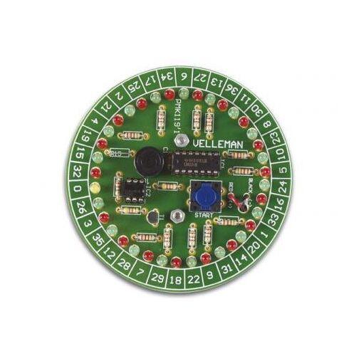 Velleman Minikits LED Roulette - Velleman Minikits
